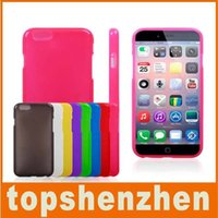 TPU air jelly - Soft Jelly Pudding Candy Silicone Rubber TPU Gel Case for iPhone Air Colors Pudding Shell Cover