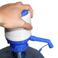 SGS gallon water bottle - 5 Gallon Hand Pump for Water Bottle Jug Manual Drinking Tap Spigot Camping Pressure water heater