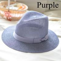 Wholesale Fashion Breathable Mesh Stingy Brim Hats For Women Jazz Hat Ladies Derby Hat Sun Hats for Women New Fashion Ladies Hats Sinamay