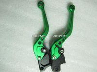 Cheap Brake & Clutch Levers Atv for Yamaha Yfm 125 S 2004-08 14-0505 Brake Levers Shorty Long 8 color XH-LS400