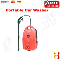 Wholesale Small type L car washer ectric portable high pressure Car Washing Machine with Portable Car wash pump
