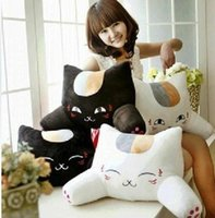 Wholesale plush toy LITTLE MAN high quality back pillow with styles for your choice health back pillow