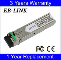 bidi transceiver - For Cisco Compatible GLC BX D80 TX1550 RX1490nm G km BIDI SFP Transceiver module