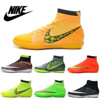 nike superfly boots - Nike Men s Elastico Superfly IC Indoor Soccer Shoes Soccer Boots Cleats Laser original Men shoes Soccer Shoes Football Shoes