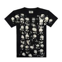 baby rock tees - w1215 Rocksir Cotton Men T Shirt D Tshirt Baby Print Rock Hip Hop Punk Heavy Metal Black Tee Homme Camisa Masculina