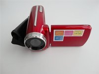 Wholesale Falsh Sale Cheap MP inch Digital Video Camera x Zoom Flash Light DV139 Support Multi language DV