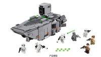 Wholesale LEPIN Star Wars little Transporter Figure Toys poni building blocks set marvel minifigures magformers compatible