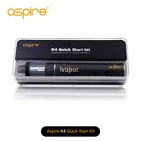 battery install - 2016 Authentic Aspire K2 Quick Start Kit With mAh Battery with tank ml ohm pre installed VS K3 K4