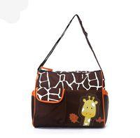 Wholesale 2016 nieuwe stks multifunctionele baby luiertassen mummie tassen moet zak voor baby handtas tote merk nappy messenger handtassen