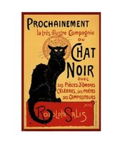 best chat - Chat Noir Print Poster Best Wall Poster