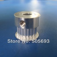 Wholesale EMS GT2 Timing Pulley teeth Width mm total height is14mm Sell by package for D printer