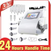 Wholesale Beauty Salon Professional Radio Frequency Body Vacuum Ultrasonic Slim Cavitation Lipo Laser Machine for Weight Loss
