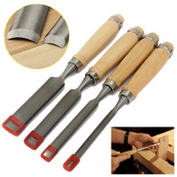 Wholesale High Quality New Arrival Set Carving Set Wood gouge Chisel Woodworking Tool Tools Handle Hand Diy