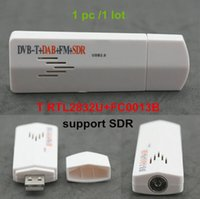 Cheap Digital USB TV Stick Tuner Analog Receiver FM+DAB USB DVB-T RTL2832U+FC0013B Support SDR For Laptop PC Computer