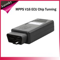 Wholesale Promotion MPPS V16 ECU Chip Tuning for EDC15 EDC16 EDC17 Inkl CHECKSUM MPPS V16 ECU Chip Tuning