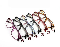 Wholesale New Arrival Fashion Optical Frames Plastic Eyeglasses With Metal Decoration Glasses Frames MYY6820