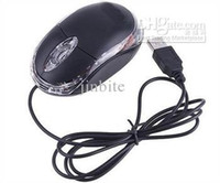 Wholesale Promotion Mini USB Optical Scroll Wheel D Mice Mouse For PC Laptop D computer optical nice cheap mouse JBD B3