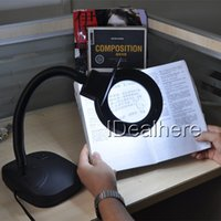 art deco tattoos - LED X Magnifier Desk Light Precision Reading Nail Art Tattoo Magnifying Lamp