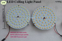 exhibition panel - 13W Led Round Magnetic Panel Light Non Dimmable V V W Ceiling Lamp exhibition bedroom kitchen Bathroom