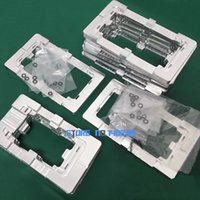 Wholesale 10pcs High Precision aluminium alloy fixture Clamps Mould LCD Locate Mold for Iphone s plus s for s5 s6 s4 note