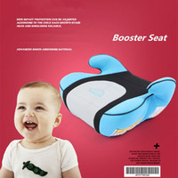 children car booster seat - Child car safety Seat Booster Seat Child Car Mat Thickening Sponge Chair Cushion Baby Booster Seat Infant Dining Safety Seat A5