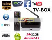 Wholesale 2016 GB GB CS918 XBMC MK888 Q7 Android TV Box RK3188T Quad Core Mini PC Smart TV Media Player With Remote Controller