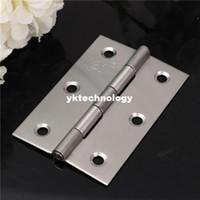 Wholesale 70mm Stainless Steel Hinge Silver Cabinet Drawer Door Hinge DIY Accessories Luggage