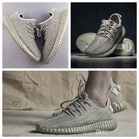 Cheap top sale rMen & women Yeezy Boost 350 moonrock Running Shoes Kanye West Yeezy 350 Boost Moon Rock Sneakers Fashion Footwear Yeezy Moonrock