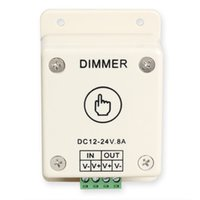 Wholesale LED Light Touch Dimmer Brightness Adjustable Control A V IT1K High Quality