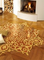 Wholesale Wings Wood Flooringe fight Combination floor High end custom floor Design House floor Jade inlaid wood floor Shell floor Floor finishes