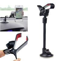Wholesale Feitong Phone Universal Stand Car Phone Holder Degrees Flip Windshield Mounting Bracket Wholesales