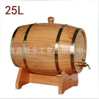 Wholesale 30L quality oak barrels oak wine barrels oak wine barrel cask
