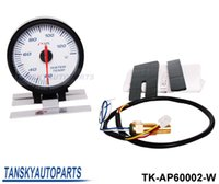 Wholesale AP MM WATER TEMP GAUGE ELECTTRO LUMINESCENT white with oringnal box quick shipping Have in stock TK AP60002 W