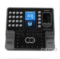 Wholesale Face Fingerprint time attendance access control with free webserver time attendance software PIN and Fingerprint Face time clock Iface102