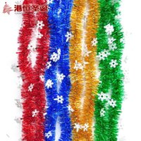 bar top resin - Christmas decoration x5cm small white snowflake light color bar wool top g supplies natal snowflake crafts hanging party supplies