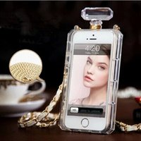 iphone4s cell phone - 10pc iphone6 perfume bottles cell phone protective cover inch inch mobile phone sets iphone4s s