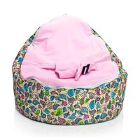 Wholesale Hot Promotion Baby seat baby bean bag pink top