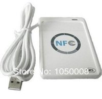 acr smart reader - USB ACR U NFC rfid Contactless Smart IC Card tag Reader and Writer MHz nfc IC Cards SDK CD