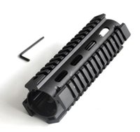 Wholesale Rifle RAS RIS Handguard Float PICATINNY Weaver Extend Quad Rail System M4 Airsoft for Carbine Rifle