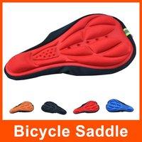 Las más nuevas piezas de alta calidad de la bicicleta de la silla de montar de la bicicleta que completan un ciclo la cubierta del asiento de la silla del cojín suave del amortiguador del asiento cómodo B056