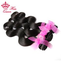 Wholesale 15 OFF Brazilian Virgin Hair Weft Extension Body Wave Human weave extensions DHL Fast Shipping