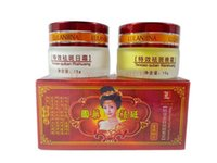 lulanjina - Lulanjina Whitening Cream Spot Remover Natural Ginseng Extract Day Night g