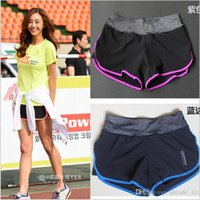 Wholesale 2015 hot color women running shorts sweatpants yoga shorts lady boardshorts fashion leisure Retro yoga polo beach shorts pants TOPB3763