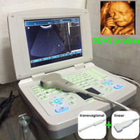 Wholesale Pseudo color USG spanish multi language D ultrasound machine probes ultrasound scanner ultrasonica diagnostic equipment