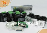 Wholesale USA Ship Free Ship to USA High Quality Axis Nema23 Wantai stepper motor oz A Lead CNC