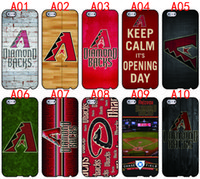 arizona phone - Arizona Diamondbacks For iPhone Plus S C S iPod Touch For Samsung Galaxy S6 Edge S5 S4 S3 mini Note phone cases