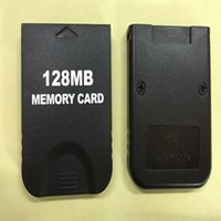 Wholesale 64MB memory card for Nintendo Wii GameCube NGC GC MB