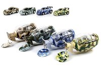 Wholesale Grenades Remote Control Car Mini Drift Car Racing Rechargeable Mini Car Children s Gift Mixed Color Free DHL