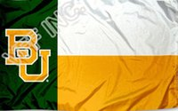 baylor flag - Baylor University Flag NCAA Big Twelve Conference ft x ft Polyester Banner Flying cm Custom flag sport helmet BU2