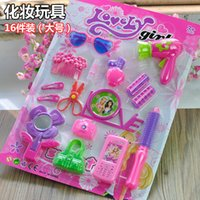 artist children - Hot Simulation Beauty Cosmetics Sales Children Toys Let The Child to Become A Makeup Artist Form The Habit of Love Dlean